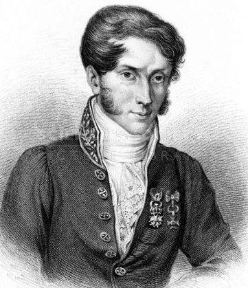 Charles Dupin, gravure du XIXe siècle