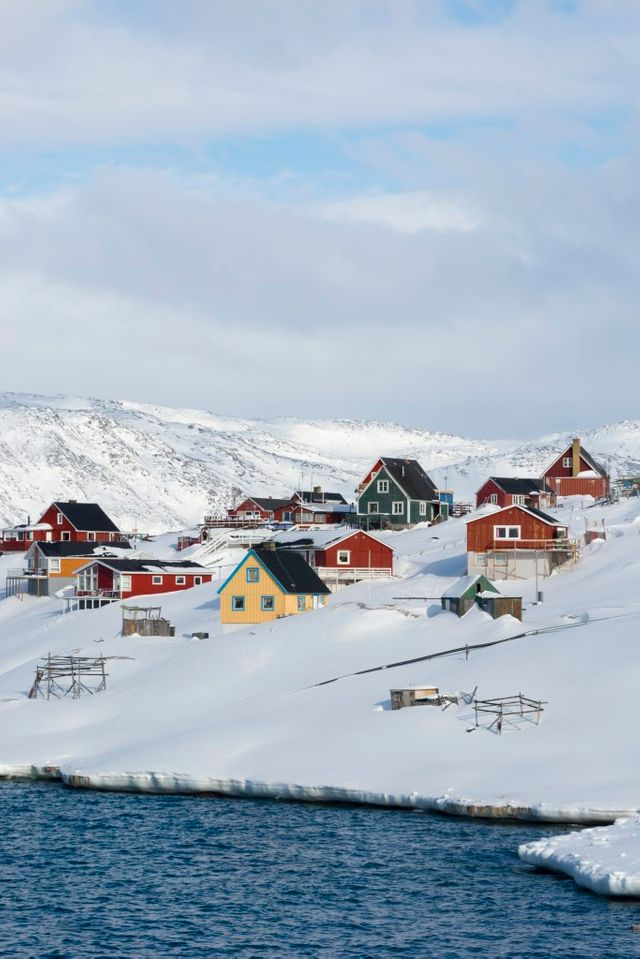 Ilulissat, Disko Bay, Groenland