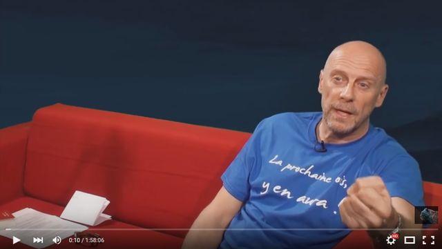 Une vidéo d'Alain Soral datant de mai 2015