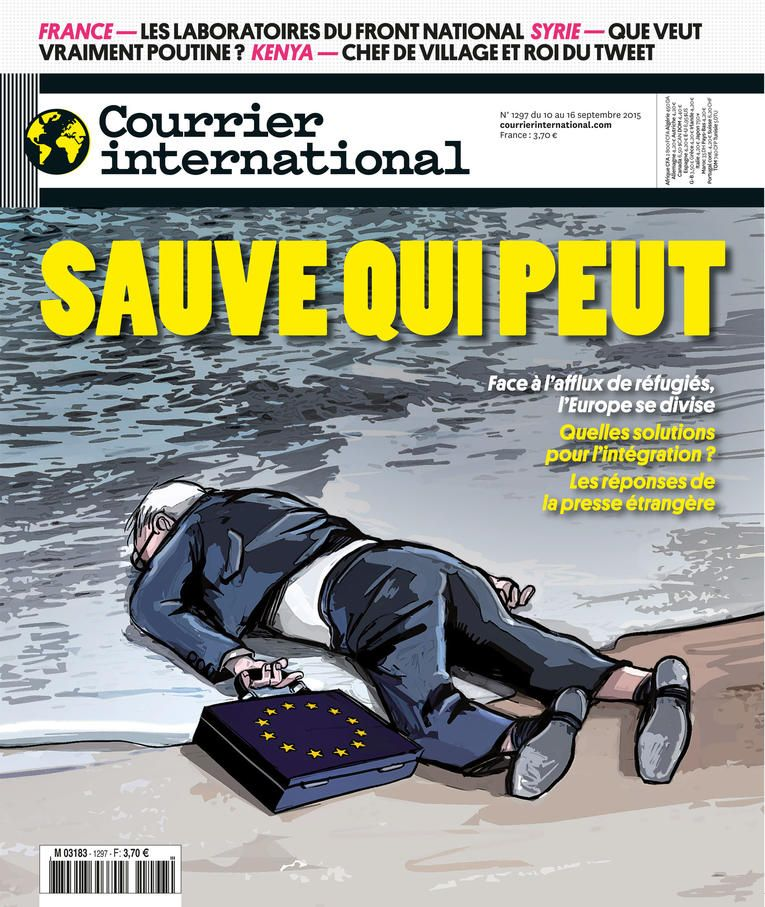 Courrier International, 10-16 sept. 2015
