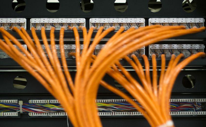 cables internet réseau