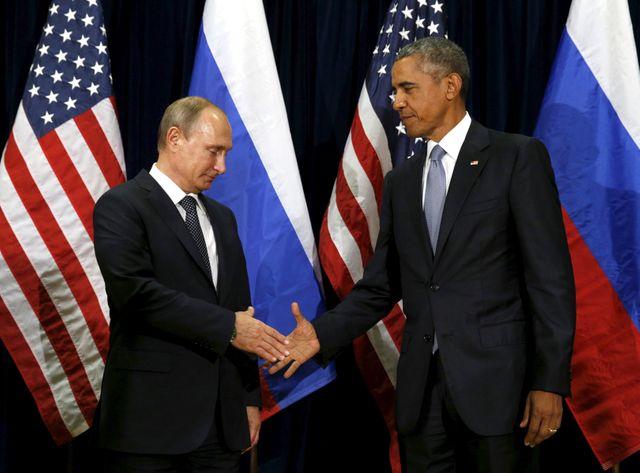 Vladimir Poutine et Barack Obama ont approuvé le principe de discussions tactiques entre leurs deux armées