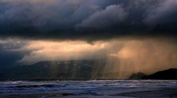 L'eau et la pluie