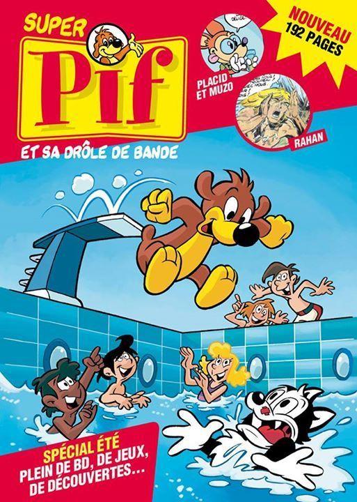 Super Pif, le magazine Pif revient ! avec un numéro de 192 pages