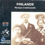 Finlande Musique traditionnelle OCORA 600004