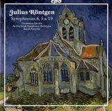 Julius Röntgen Symphonie 6 5 et 19 CPO 777310-2