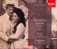 La Rondine Puccini EMI 5563382 Gheorgiu Alagna Pappano