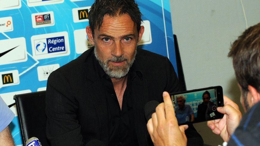 Marco Simone, l'entraîneur du Tour FC