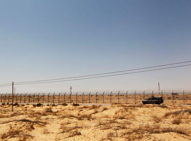 La zone, pourtant interdite d'accès, est très prisée par les touristes mais aussi l'un des repaires de groupes djihadistes