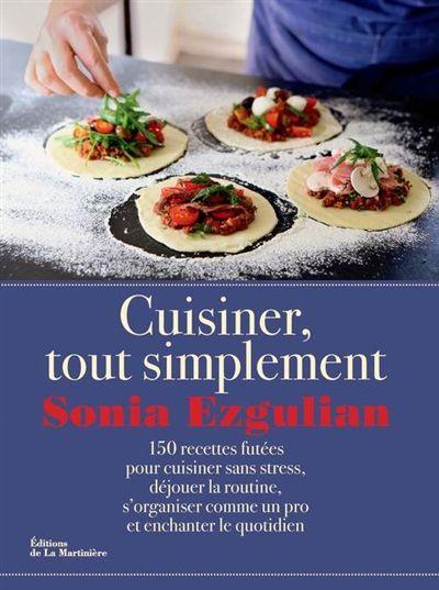 livre cuisiner simplement