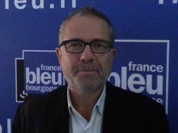 Thierry Coursin invité de France Bleu Bourgogne