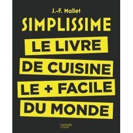 Livre cuisine JF Mallet