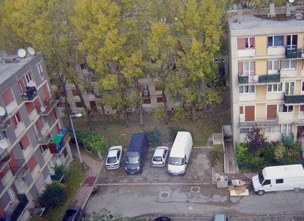 """Quartier """"Chêne Pointu"""" Clichy sous Bois"""