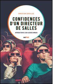 """Couverture du livre """"Confidences d'un directeur de salles"""""""