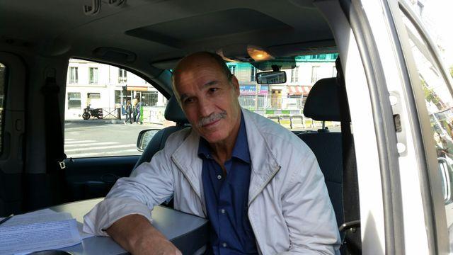Mohamed Lainouni, l'un des plaignants