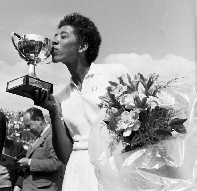 Althea Gibson, Roland Garros - 1956