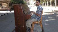 Le périlleux voyage du pianiste palestinien Aeham Ahmad pour fuir la Syrie