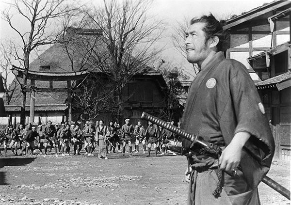 Un film d'Akira Kurosawa