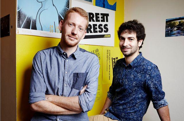 Mathieu Molard et Robin D'Angelo