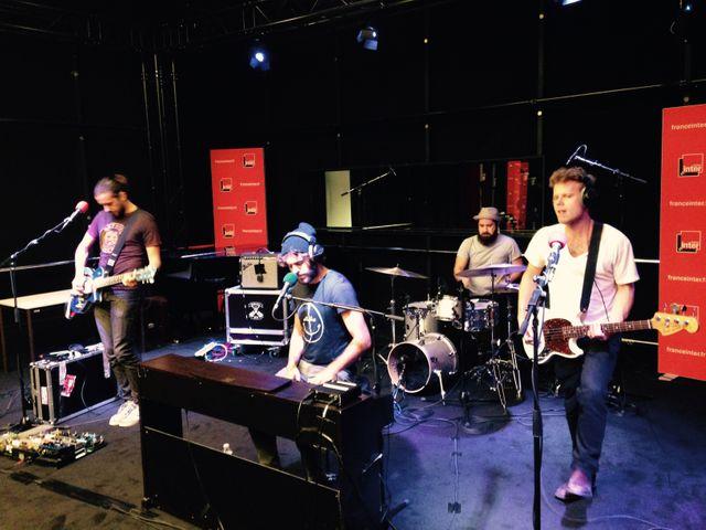 Alex Nevsky et son groupe