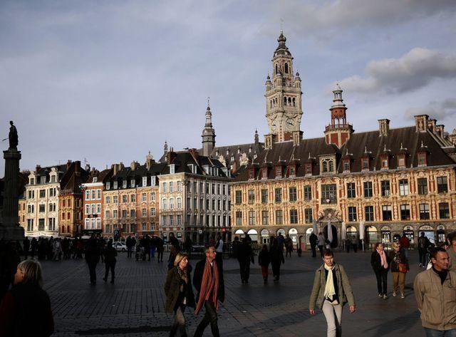 Avec un taux de 45,65%, Lille reste la grande ville où la taxe d'habitation est la plus forte