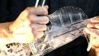 Création du 3DVarius : le premier violon réalisé grâce à une imprimante 3D