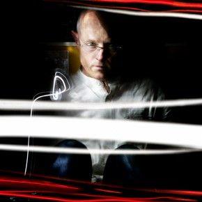 Arnaud Baumann autoportrait