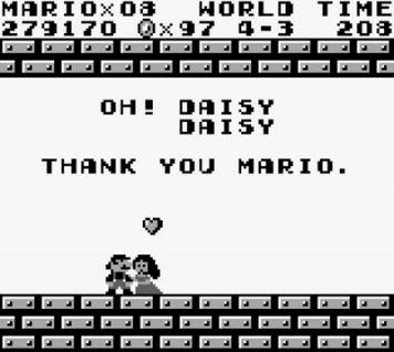 Mario Land, l'infidélité