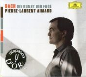 Bach Pierre-Laurent Aimard l'Art de la Fugue DGG 4777345