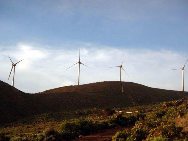 El Hierro, une île dans le vent