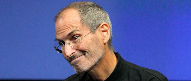 Steve Jobs, cofondateur d'Apple, en 2010
