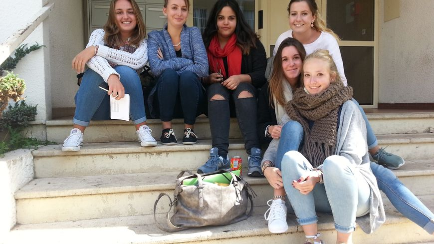 Dordogne - Ces lycéennes de Périgueux ont des idées pour leur quotidien