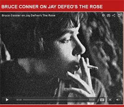 Video Bruce Conner & Jay DeFeo