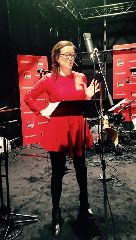 Julie Fuchs Live Studio 621