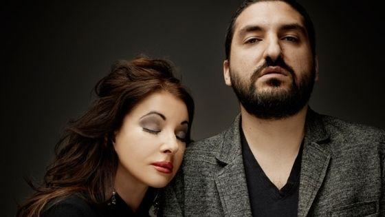 Natacha Atlas et Ibrahim Maalouf ©Denis Rouvre