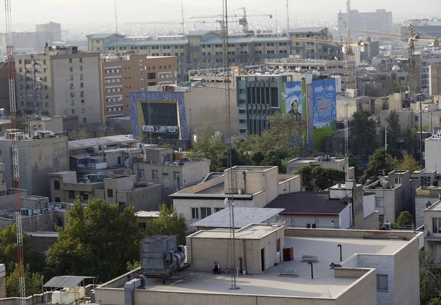 La capitale iranienne, Téhéran