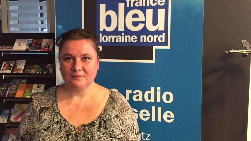 Joëlle Noller, secrétaire départementale en Moselle du SNUIPP-FSU.