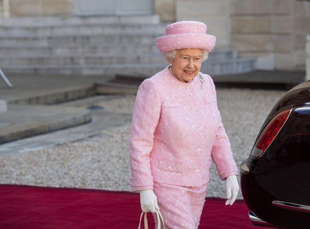 La reine a été couronnée le 6 février 1952