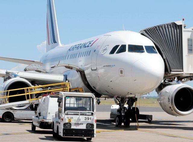 Des départs contraints à Air France sont envisagés