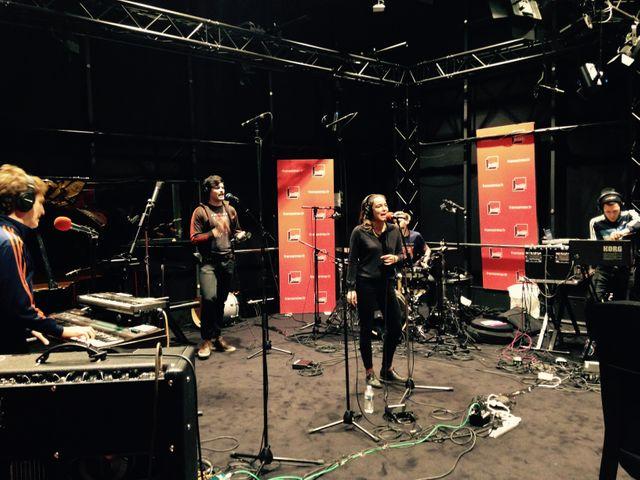 Bagarre Live au studio 621