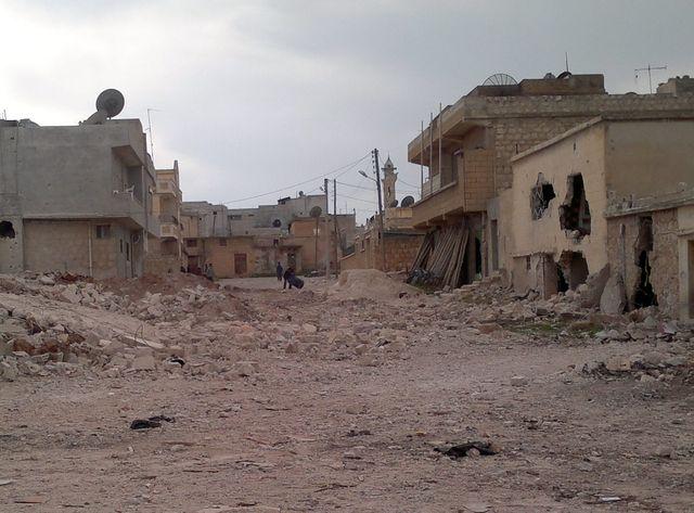 Les frappes ont été menées dans la province d'Idleb, au nord-ouest du pays