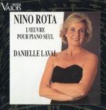 Nino Rota l'oeuvre pr pn seul Danielle Laval Valloi 4698