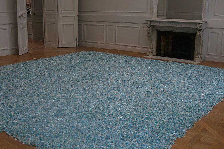 Les bonbons bleus à la menthe de Félix Gonzalez-Torres