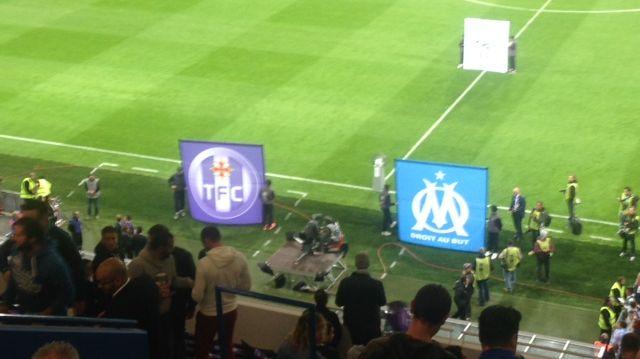 Toulouse concède le match nul contre l'OM (1-1).