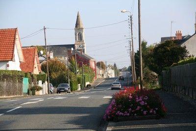 Village de Sainte Lizaigne (Indre)
