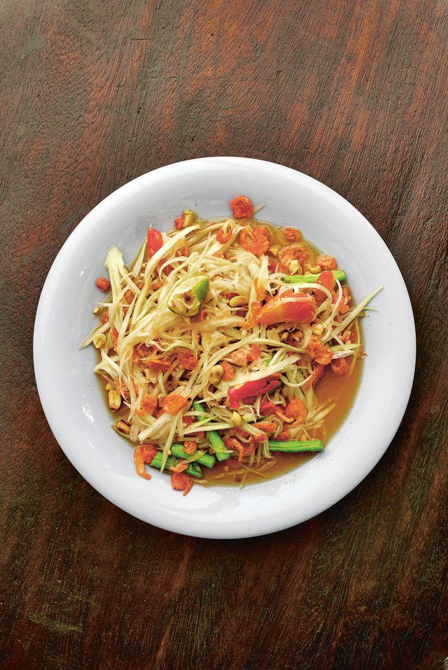 salade papay