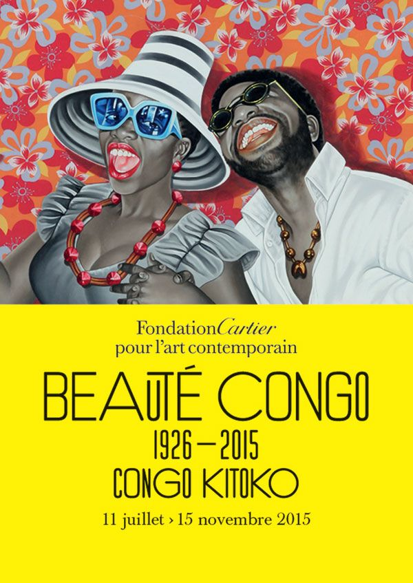 """""""Beauté Congo"""" Fondation Cartier"""