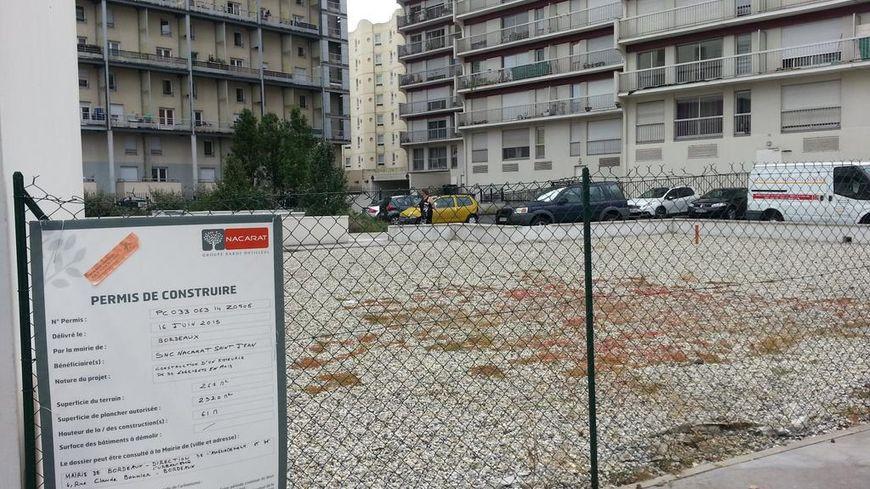 Bientôt, près de la gare de Bordeaux, un immeuble de 61m de haut.