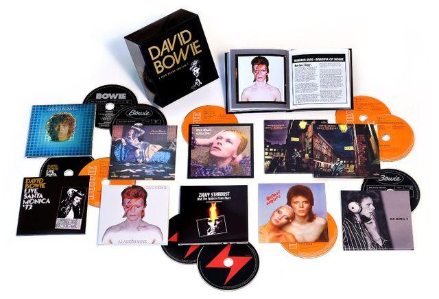 Five Years - Box set