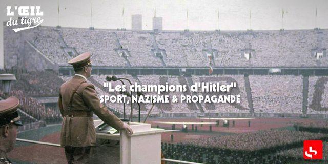 Discours d'Hitler lors de l'ouverture des jeux olympiques de 1936